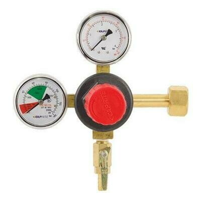 Dual Gauge Regulator by Taprite