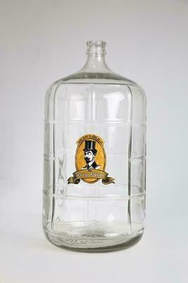6 Gallon Glass Carboy