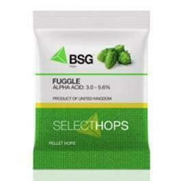 Fuggle (GB) Pellets 1 oz