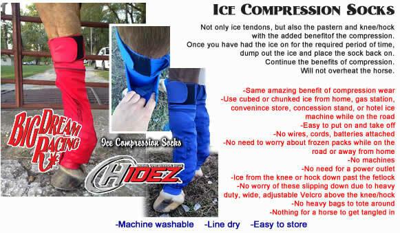 Hidez Ice Compression Socks- Original Style