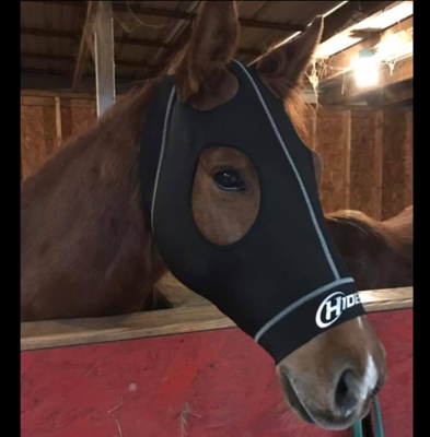 Compression Mask With Zipper