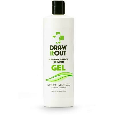 Draw It Out Gel Liniment 16 oz