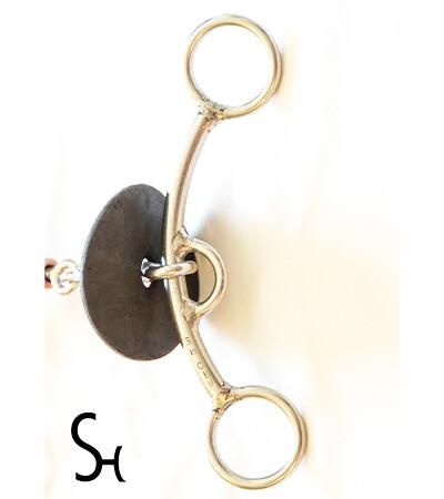 Short Shank Horse Bit w/ Extended Purchase SH 01M