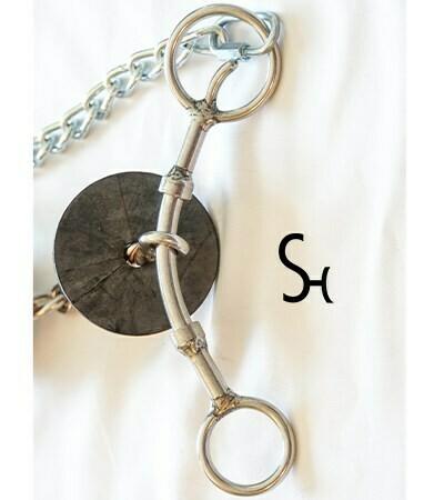 Lifter Gag Horse Bit – SH 02