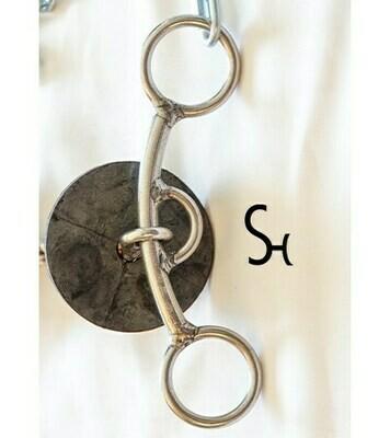 Short Shank Horse Bit – SH 01