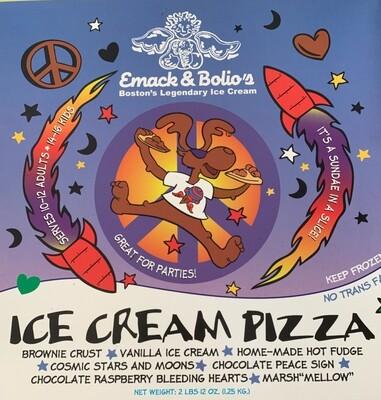 Emack & Bolio's Ice Cream Pizza