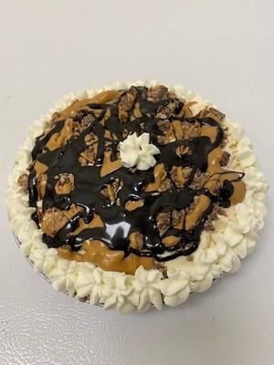 Reese's Ice Cream Pie