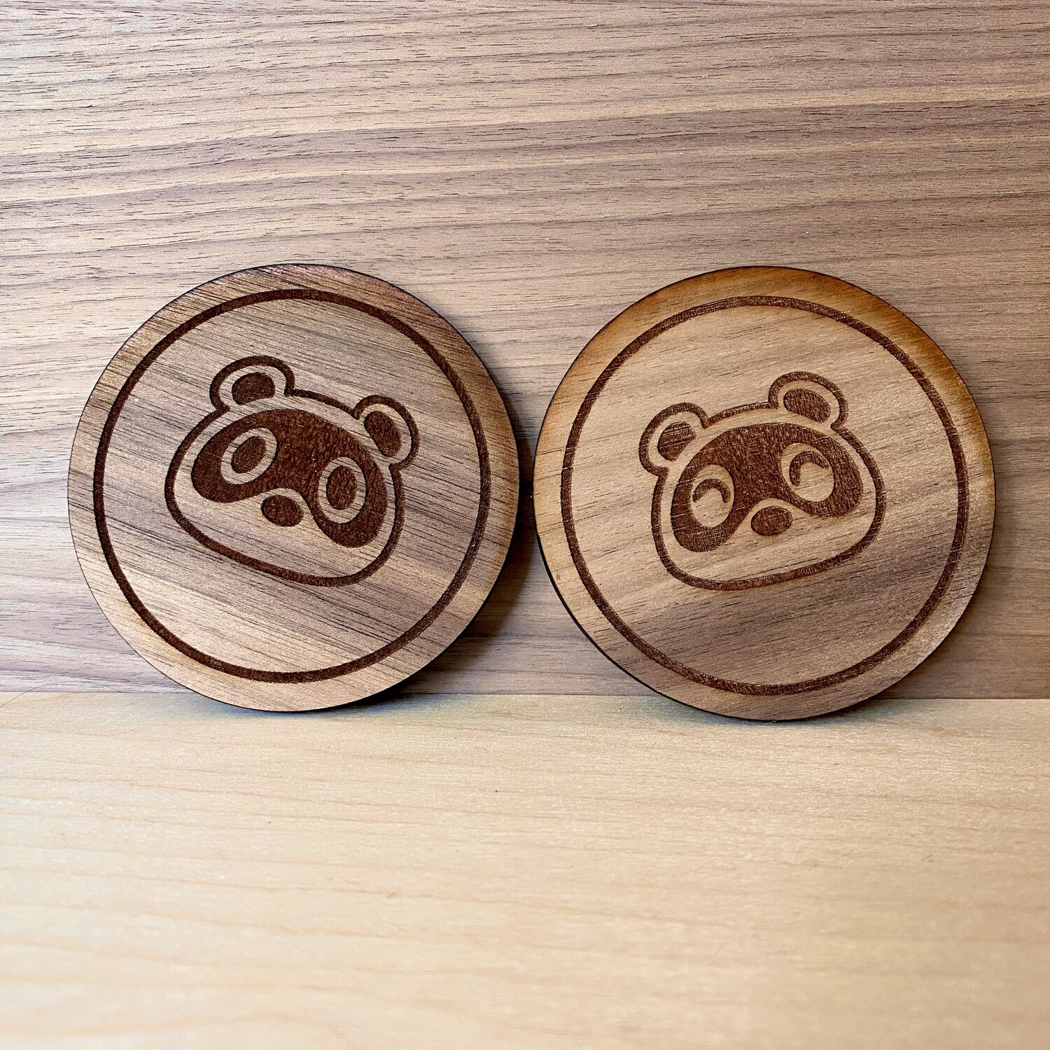timmy & tommy coasters