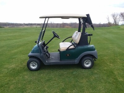 18 Hole Golf Cart Rental / PP