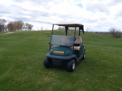 9 Hole Cart Rental / PP