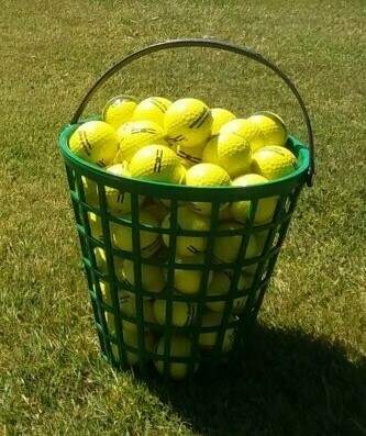Large Bucket Range Balls