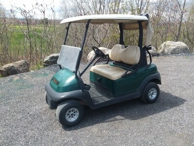 AGL Season Pass Golf Cart