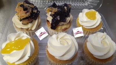 Variety Pack Cupcakes 6Pack