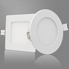 LED Recess Thin Panel