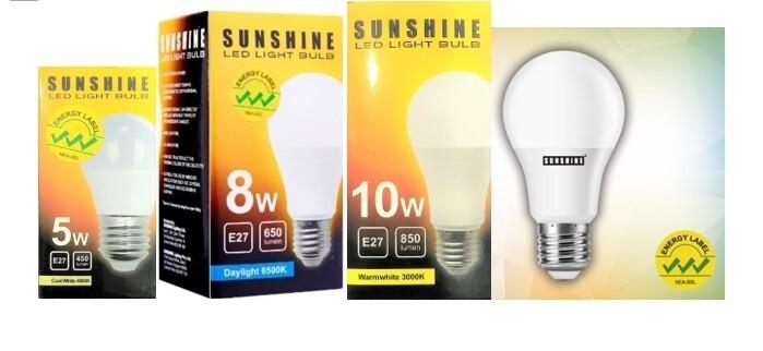 E27 Bulbs