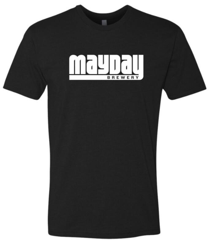 Mayday black Tee