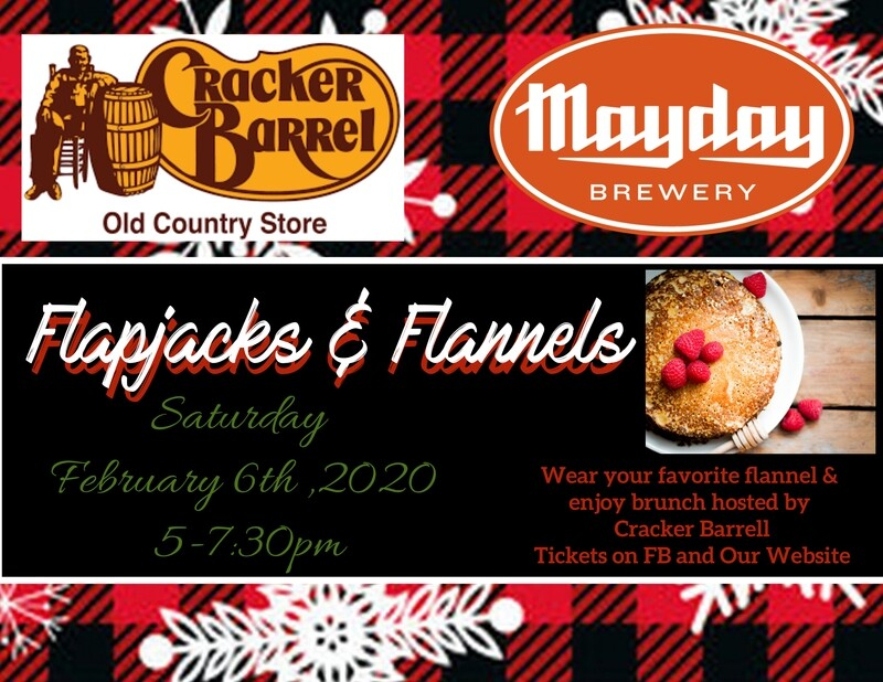 Flapjacks & Flannels