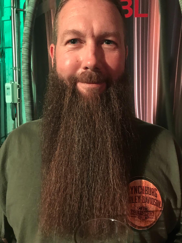 Beard Comp Registration- Full Over 12'