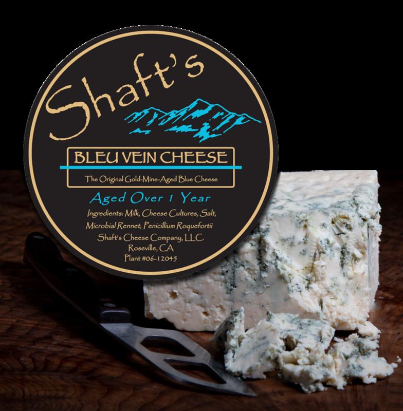 Shaft's Bleu - 3 Wedges