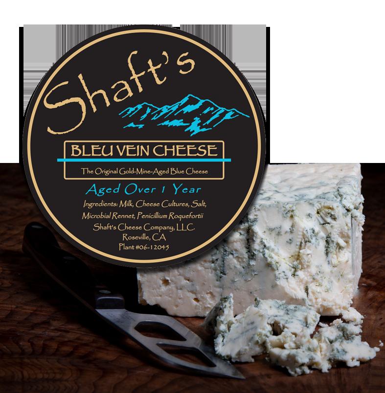 Shaft's Bleu - 2 Wedges