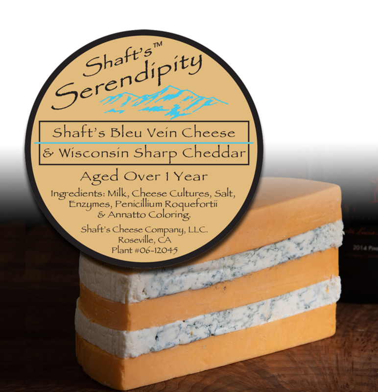 Serendipity - 3 Wedges