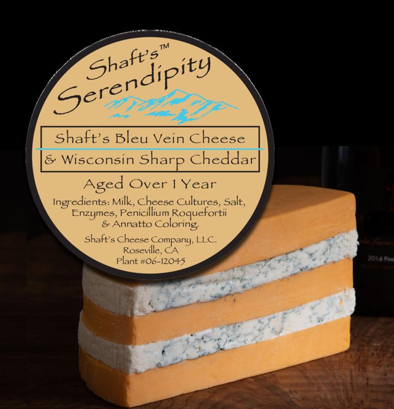 Shaft's Serendipity - 2 Wedges