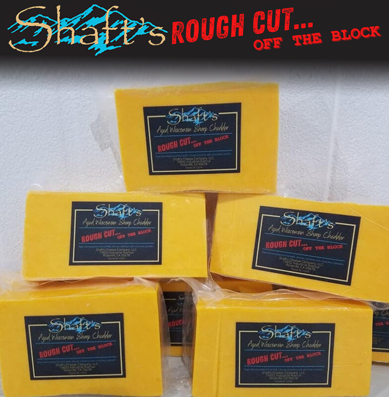 Aged Wisconsin Sharp Cheddar - 1 Block