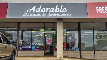 Adorable Boutique and Embroidery