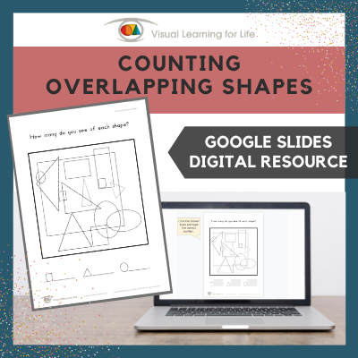 Counting Overlapping Shapes (Google Slides)