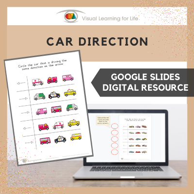 Car Direction (Google Slides)