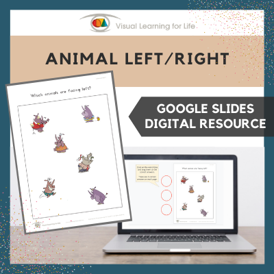 Animal Left-Right (Google Slides)
