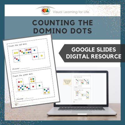 Count the Domino Dots (Google Slides)