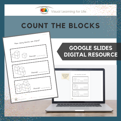 Count the Blocks (Google Slides)