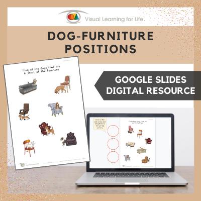 Dogs-Furniture Position (Google Slides)
