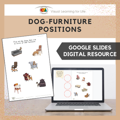 Dogs-Furniture Position (Google Slides)