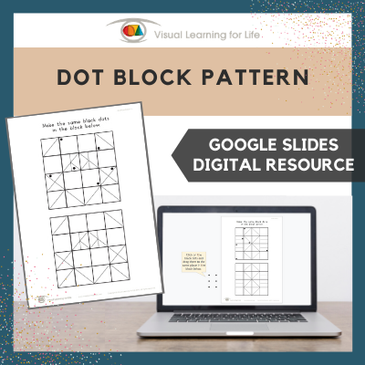 Dot Block Pattern (Google Slides)
