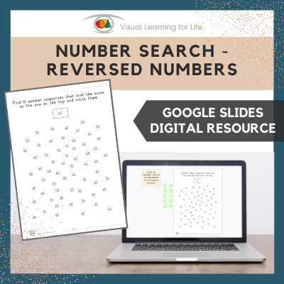 Number Search–Reversed Numbers (Google Slides)