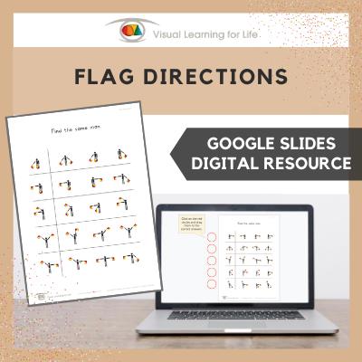 Flag Directions (Google Slides)