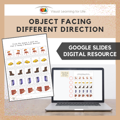Object Facing Different Direction (Google Slides)