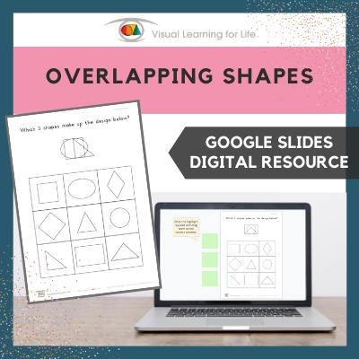 Overlapping Shapes (Google Slides)