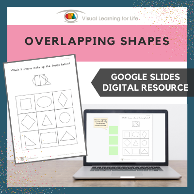 Overlapping Shapes (Google Slides)