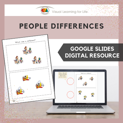 People Differences (Google Slides)