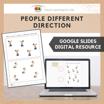 People Different Direction (Google Slides)