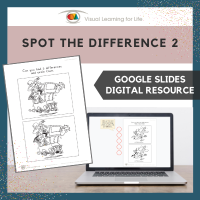 Spot the Difference 2 (Google Slides)