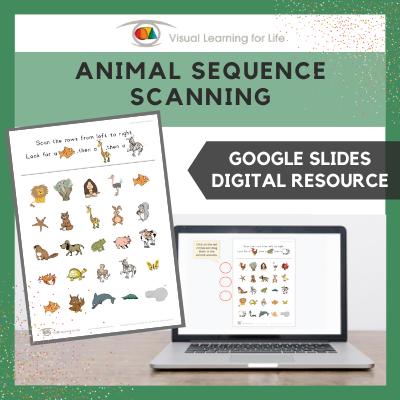 Animal Sequence Tracking (Google Slides)