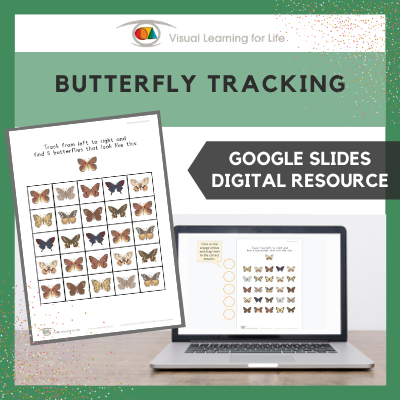 Butterfly Tracking (Google Slides)