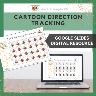Cartoon Direction Tracking (Google Slides)
