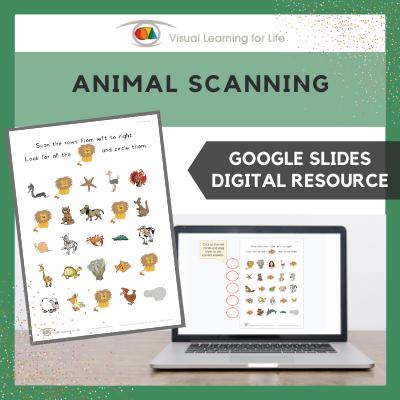 Animal Scanning (Google Slides)