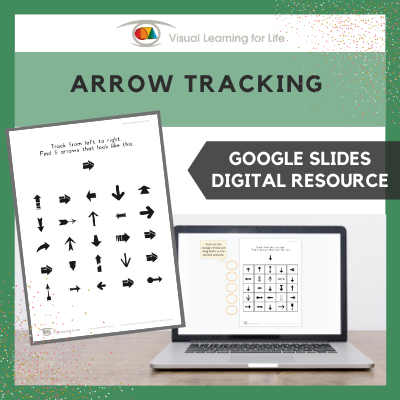 Arrow Tracking (Google Slides)