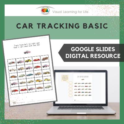 Car Tracking Basic (Google Slides)
